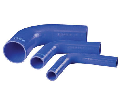 7884 and 7896 Series - 90° And 45° Silicone Elbows