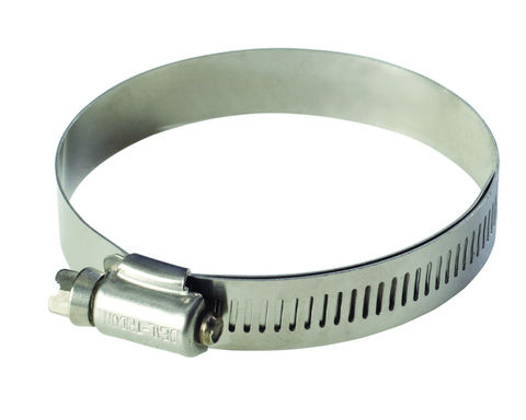 2582 Series - Lined Worm Gear Clamps