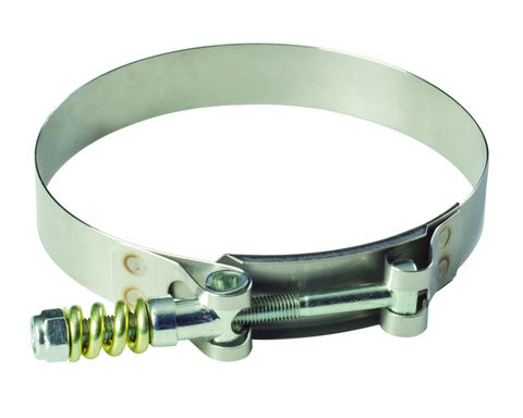2588 Series - Spring Loaded T-Bolt Clamps