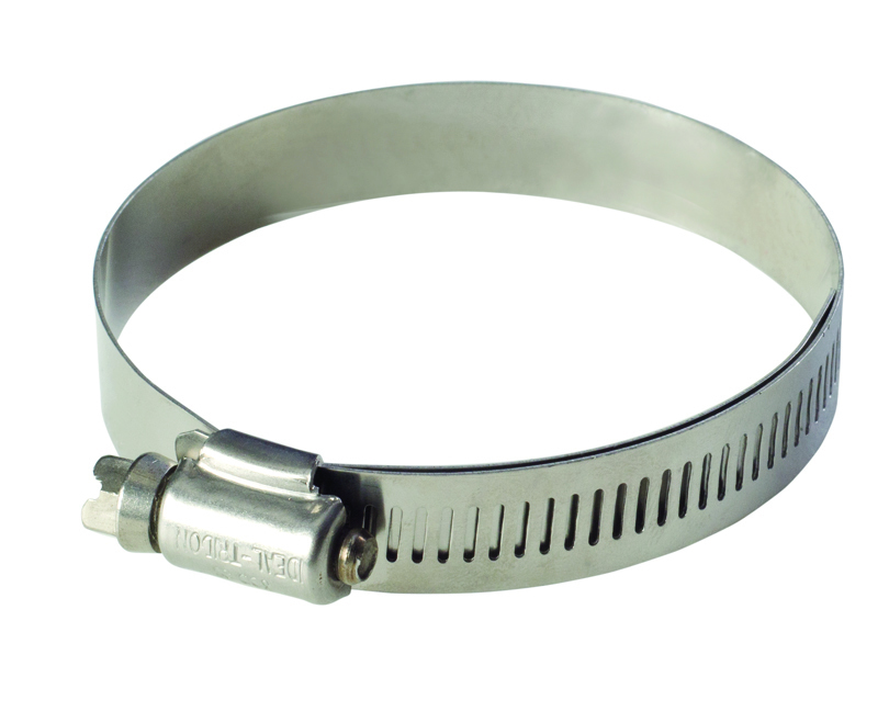 lined worm gear clamps